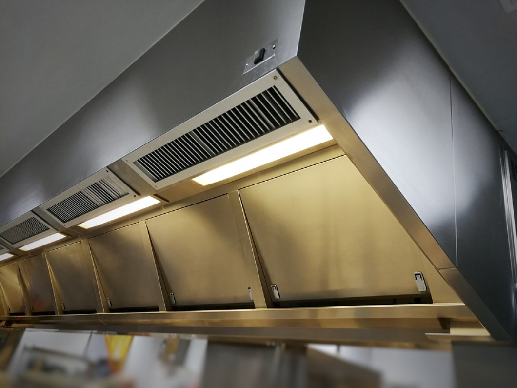 Our Exhaust Hoods Can Handle the Busiest Kitchens